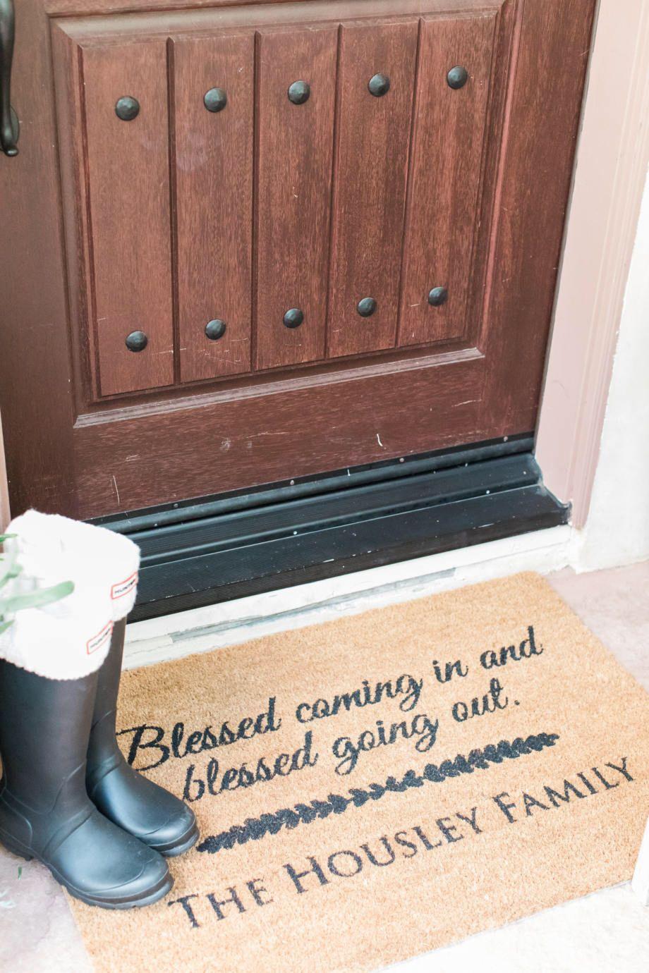 Custom Door Mat Personalized Doormat Door Mat Doormat Door Mat