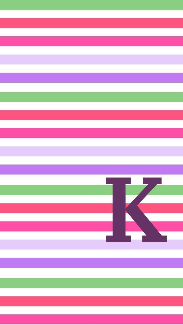 Pin on Letter K