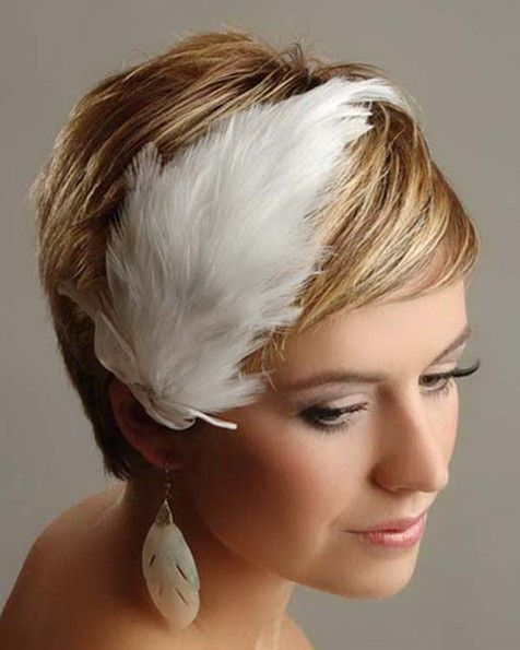 10 Wedding Hairstyles 2020 For Short Hair Popular Haircuts Hair Styles 2014 Short Hair Styles Short Wedding Hair
