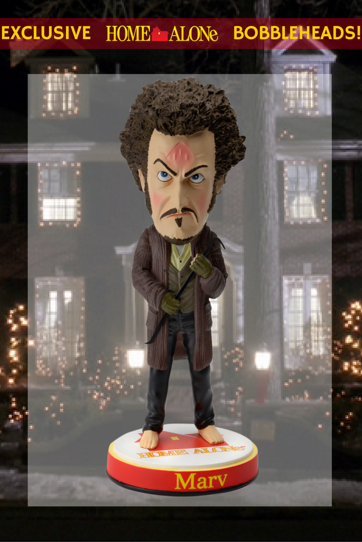 2d43b6231b2 This is the first bobblehead of Marv (played by Daniel Stern) from Home  Alone