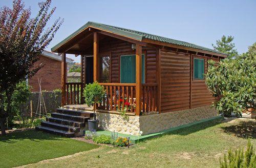Caba as campestres peque as buscar con google caba aa for Cabanas de madera pequenas