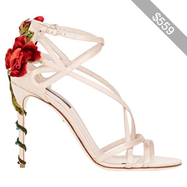 Dolce & Gabbana Women's Embellished Strappy Sandals