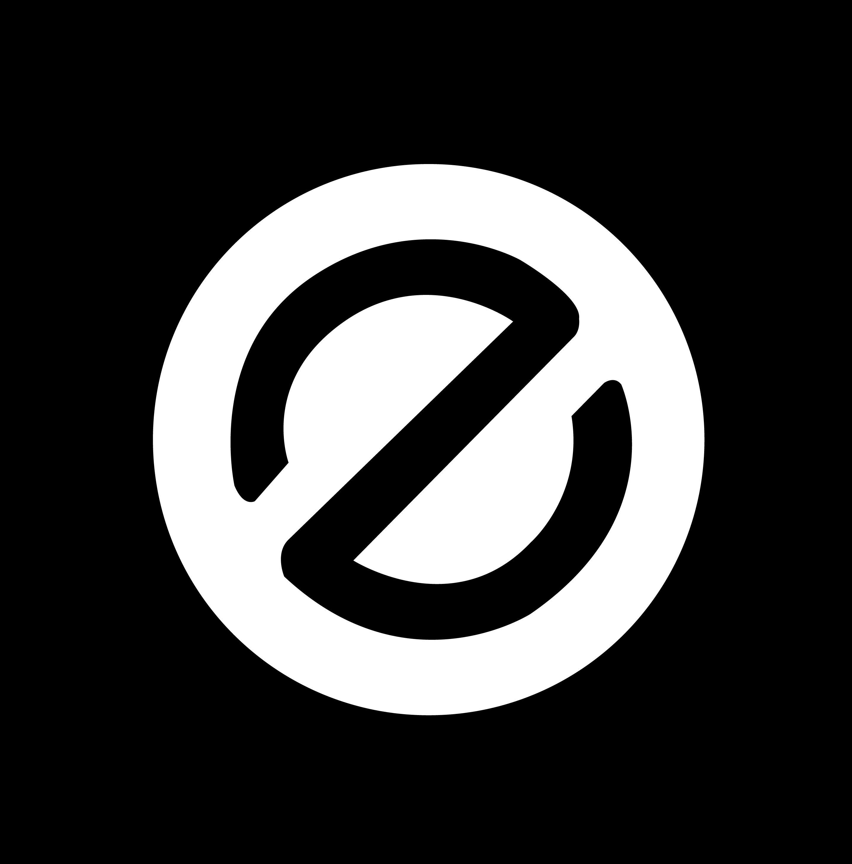 E monogram logotipo logo design diseño E letter (Dengan