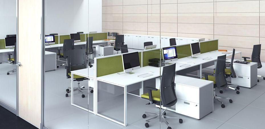 Workstation desk 5th Element by Las Mobili