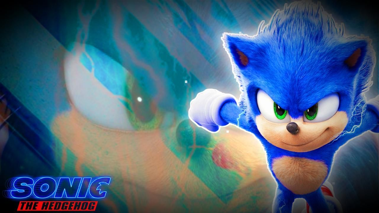 Sonic The Hedgehog 2020 Film Wallpaper By Switchstar2001 On Deviantart In 2020 Sonic Sonic The Hedgehog Video Game Movies