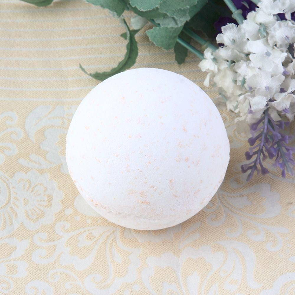 Handmode 100G Natural Bubble Bath Ball Bomb Home Bathroom Essential ...
