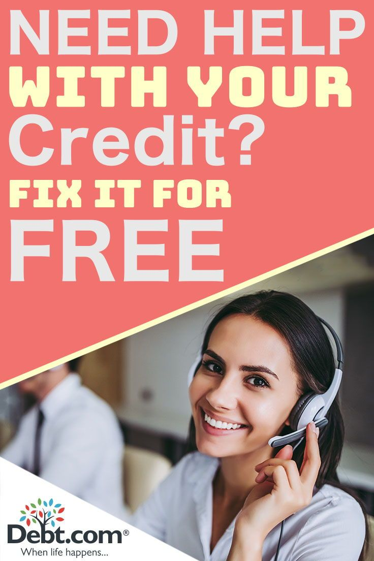Free Credit Help (With images) How to fix credit, Credit