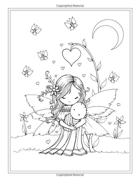 Pin By Franic On Angelitos Coloring Books Coloring Pages Grayscale Coloring Books