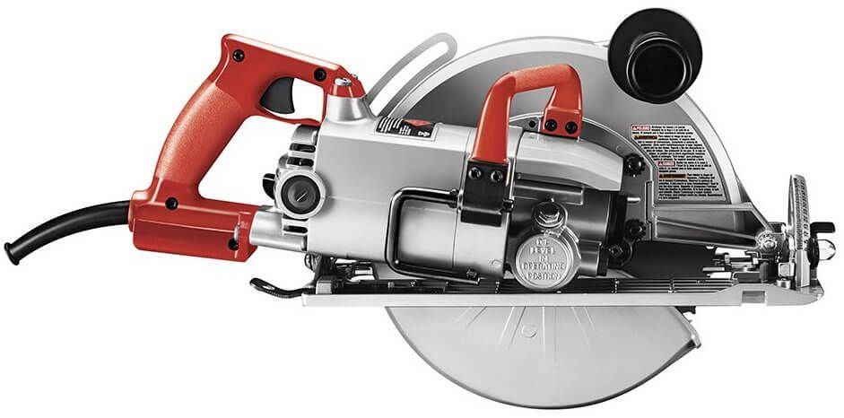 Skilsaw 15 Amp 10 1 4 Magnesium Sawsquatch Worm Drive Circular Saw Review Timber Frame Hq Skil Saw Worm Drive Circular Saw Diy Table Saw