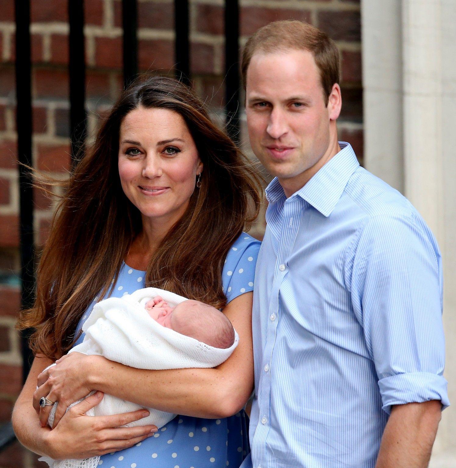 PHOTOS Of Kate Middleton Son