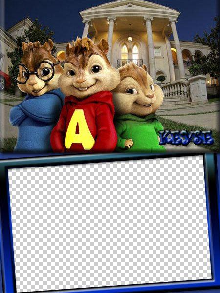 Chipmunks Frame