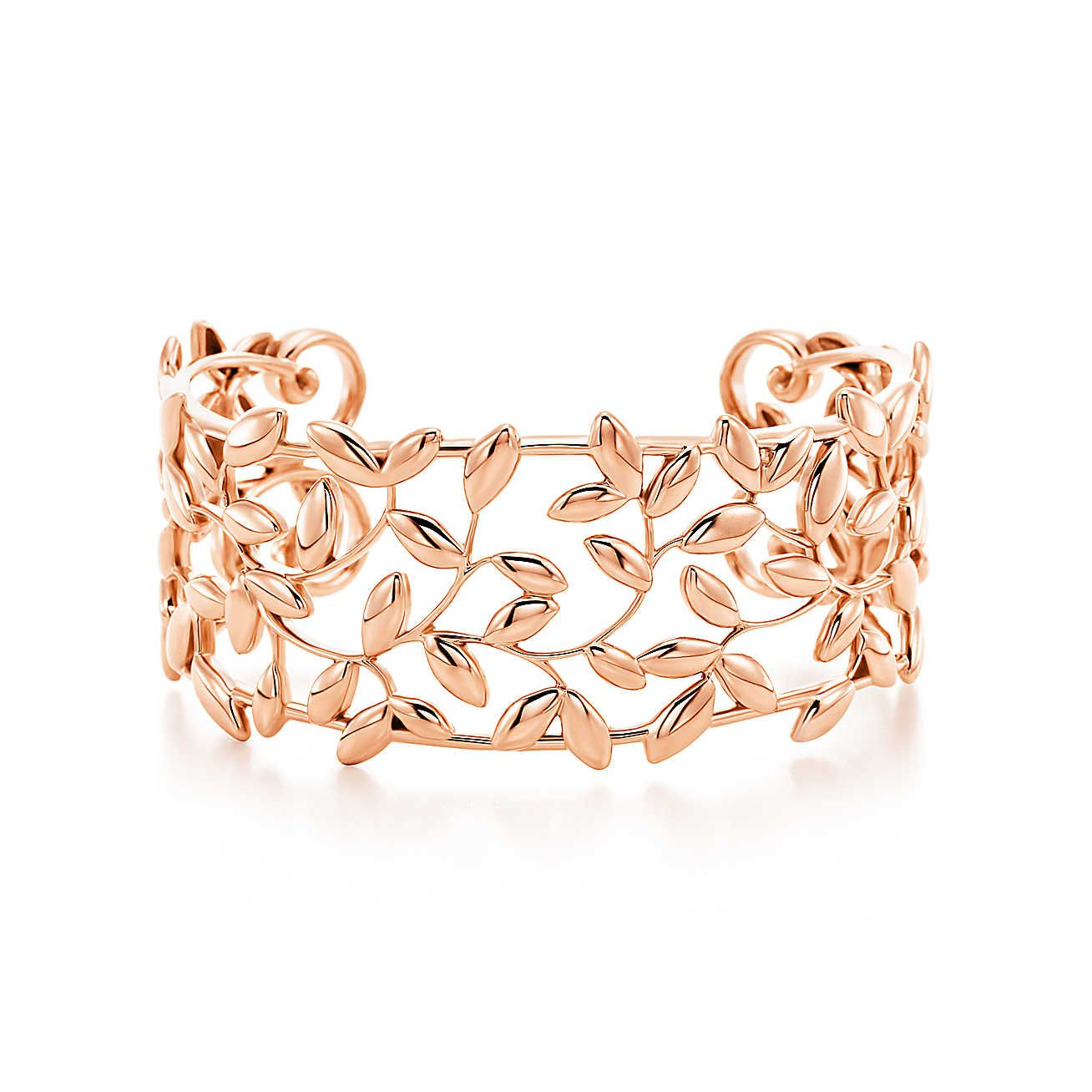 Tiffany & Co. Paloma Picasso®:Olive Leaf Cuff