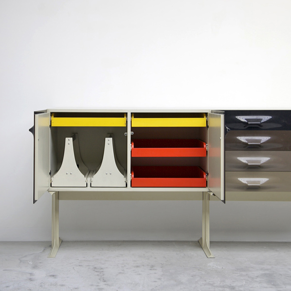 Raymond Loewy DF-2000 credenza   COOL OBJECTS ETC ...