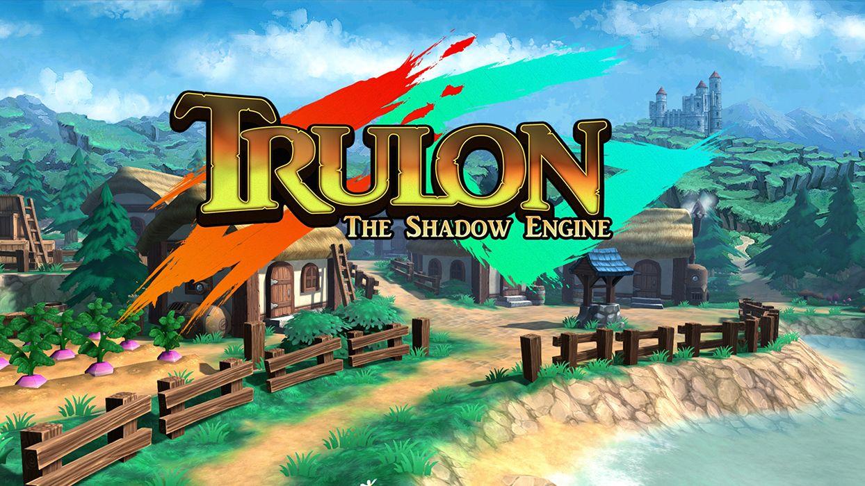 #Trulon: The Shadow Engine Coming To #XboxOne Soon! MORE➡http://www.jadorendr.de/  @HeadupGames