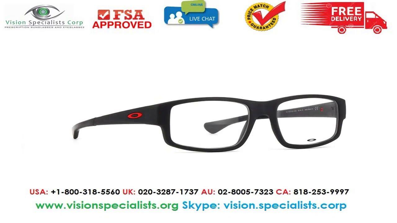 ecfeec72507 Oakley Wingfold 0 5 OX5101 01 Glasses