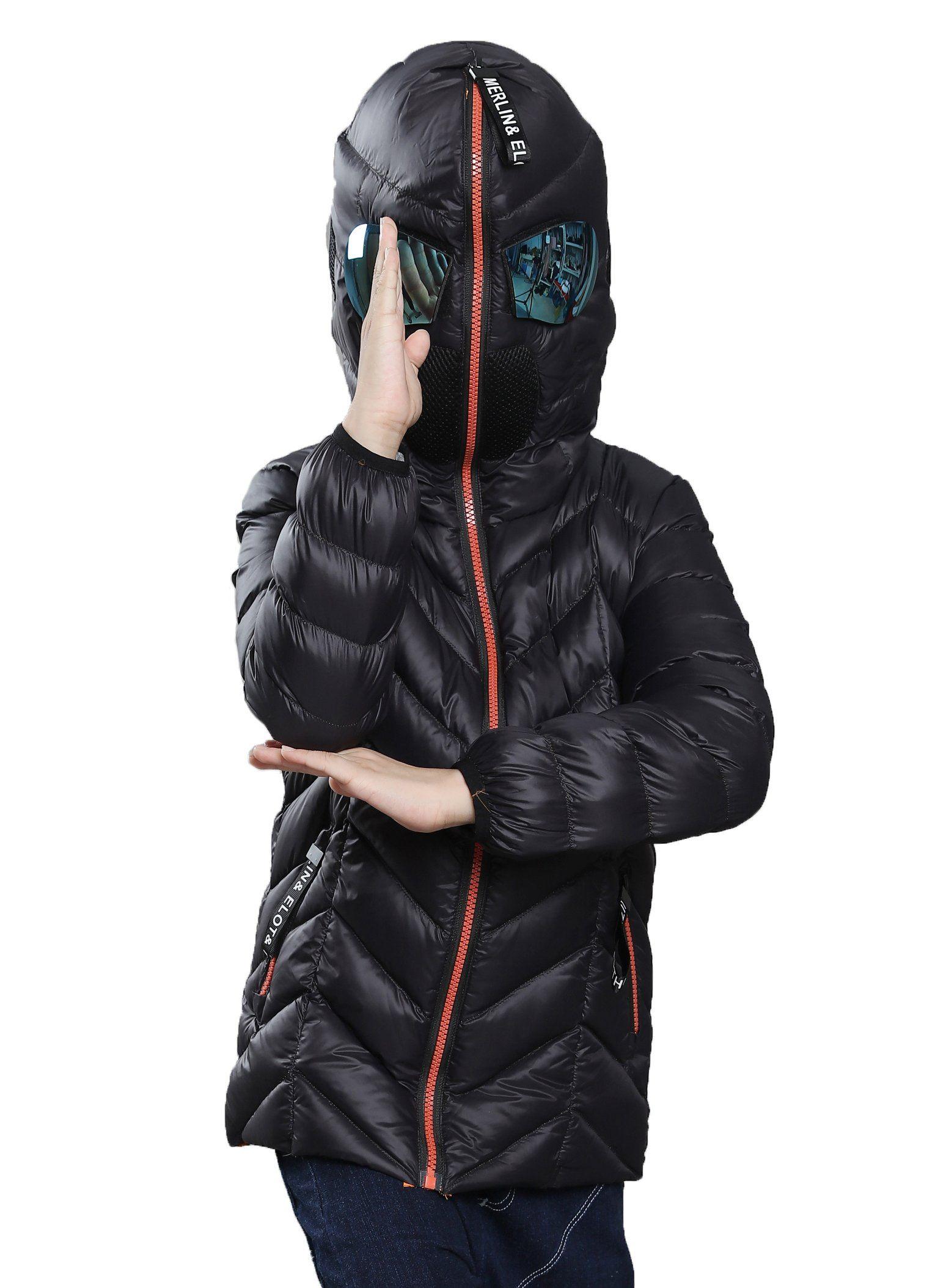 9af5a8f9fb39 Eumerce Ultraman Kids Boys Girls Winter Pullover Outerwear With ...
