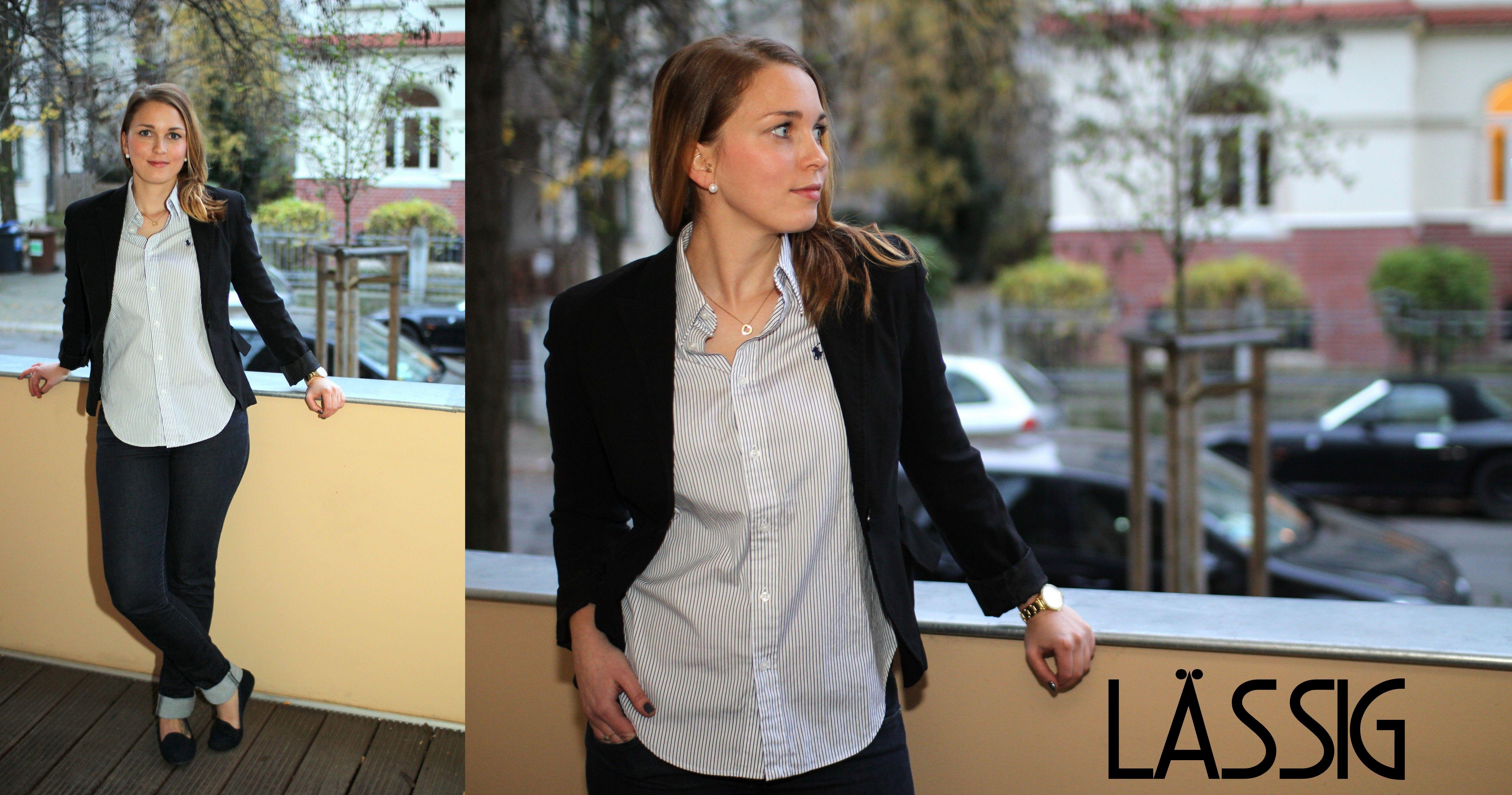 outlet store sale 1c634 c55ed Das richtige Outfit für Euer Vorstellungsgespräch | Karriere ...