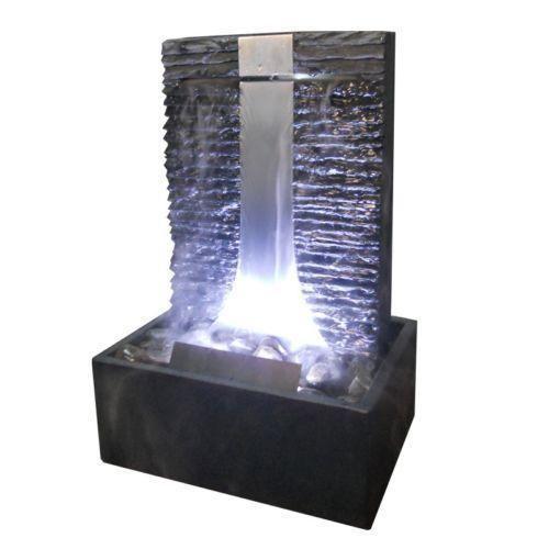 wasserwand: brunnen, wasserwände & -säulen | ebay, best garten