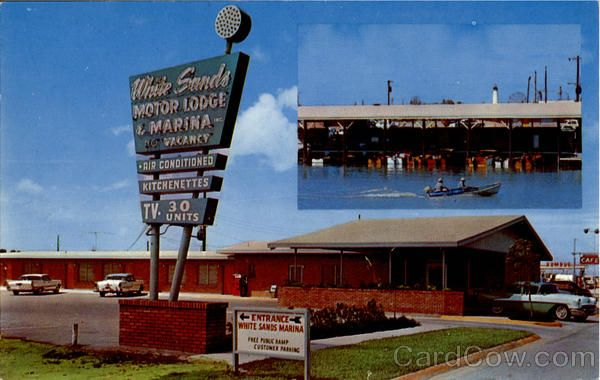White Sands Motor Lodge And Marina Inc Port Isabel Texas For Information About South Padre