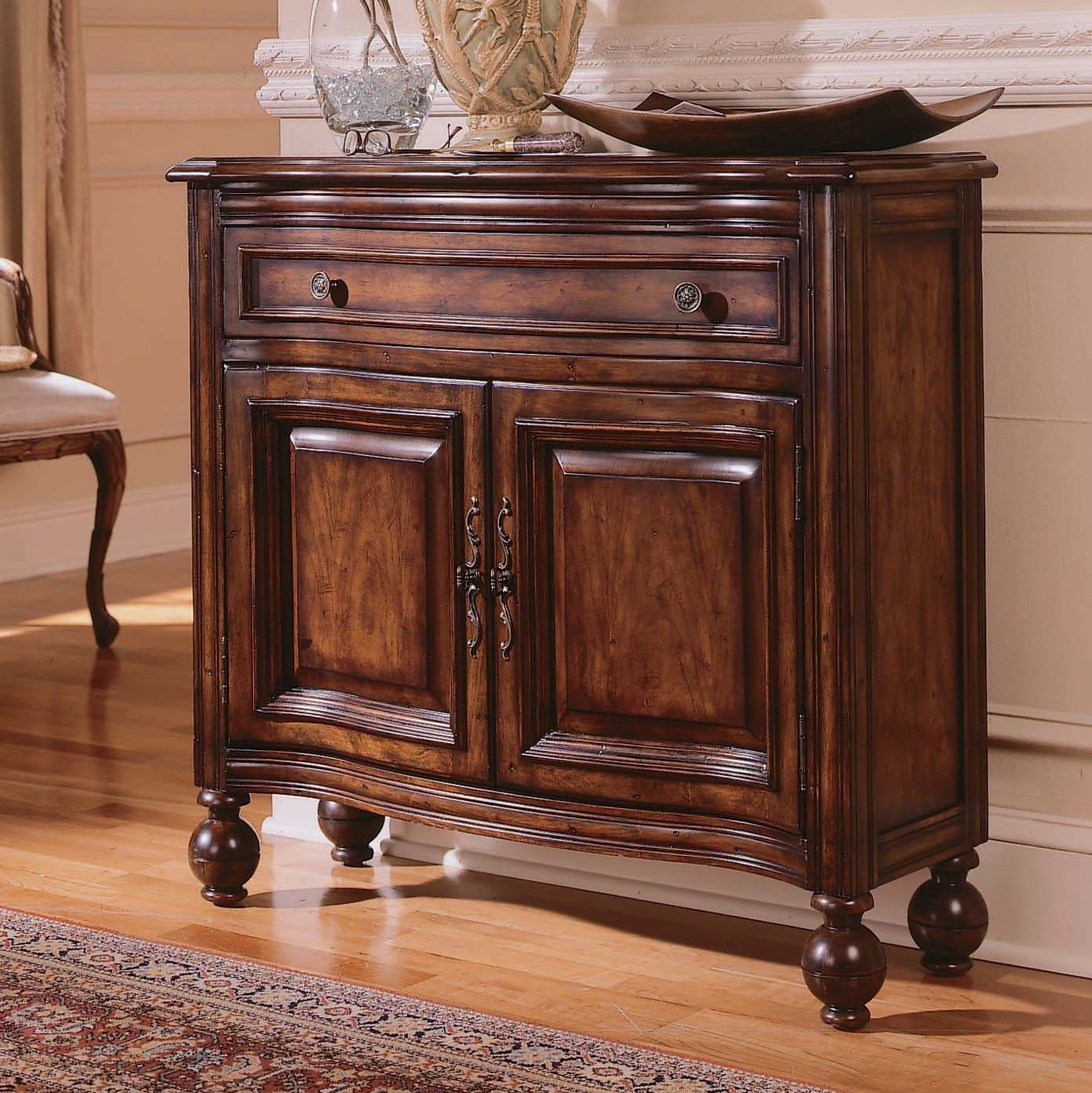 Unique Hall Accent Chest