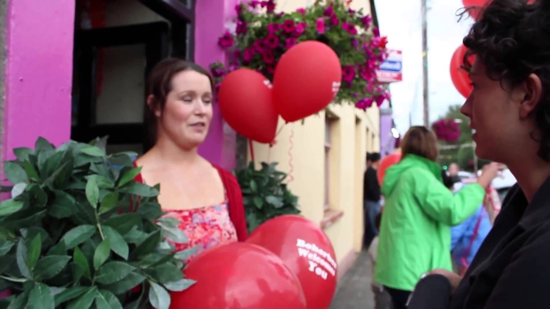 Colourful Guide To The Rose Of Tralee Festival Kerry The Rose Of Tralee Rose Hotel Tralee