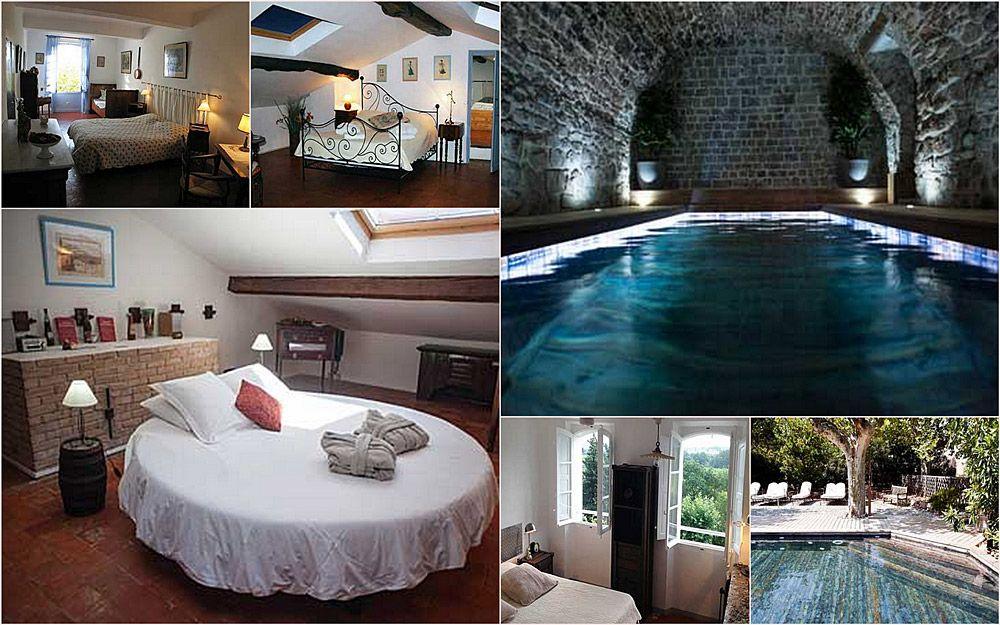 LA GRANDE LAUZADE Chambre d\u0027hôtes avec piscine intérieure, à la - Gites De France Avec Piscine Interieure