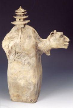 Richard Garriott-Stejskal, On The Silk Road, represented by Muse Gallery, Columbus, OH, www.amusegallery.com