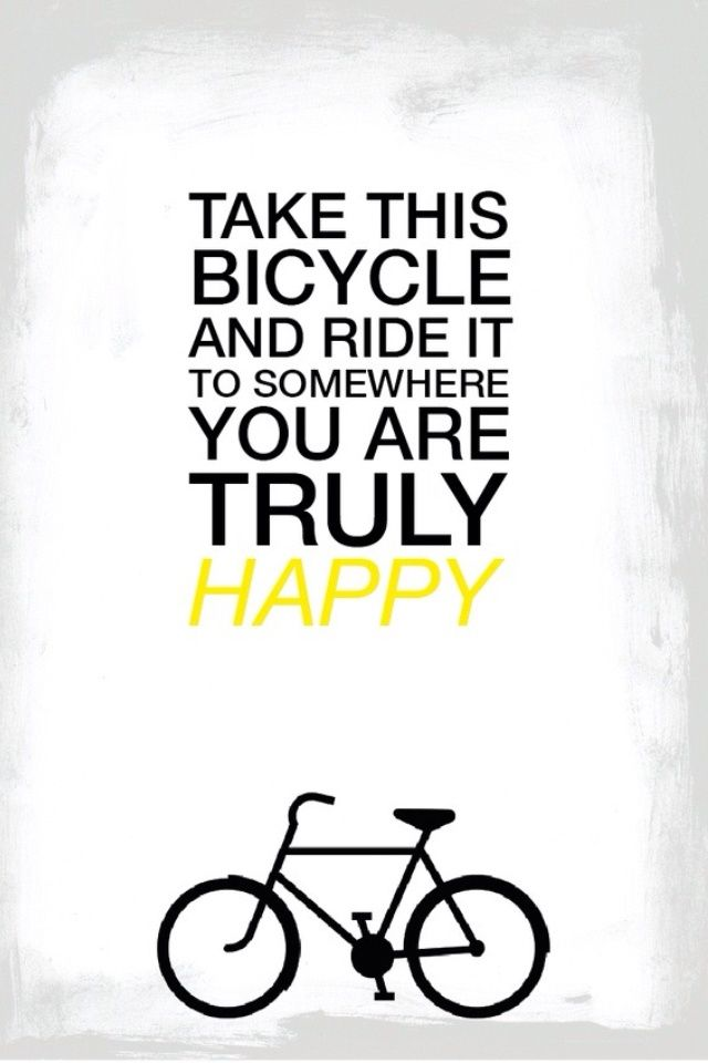 Fit By Riding Cycle Cycling Quotes Motivation Pinterest