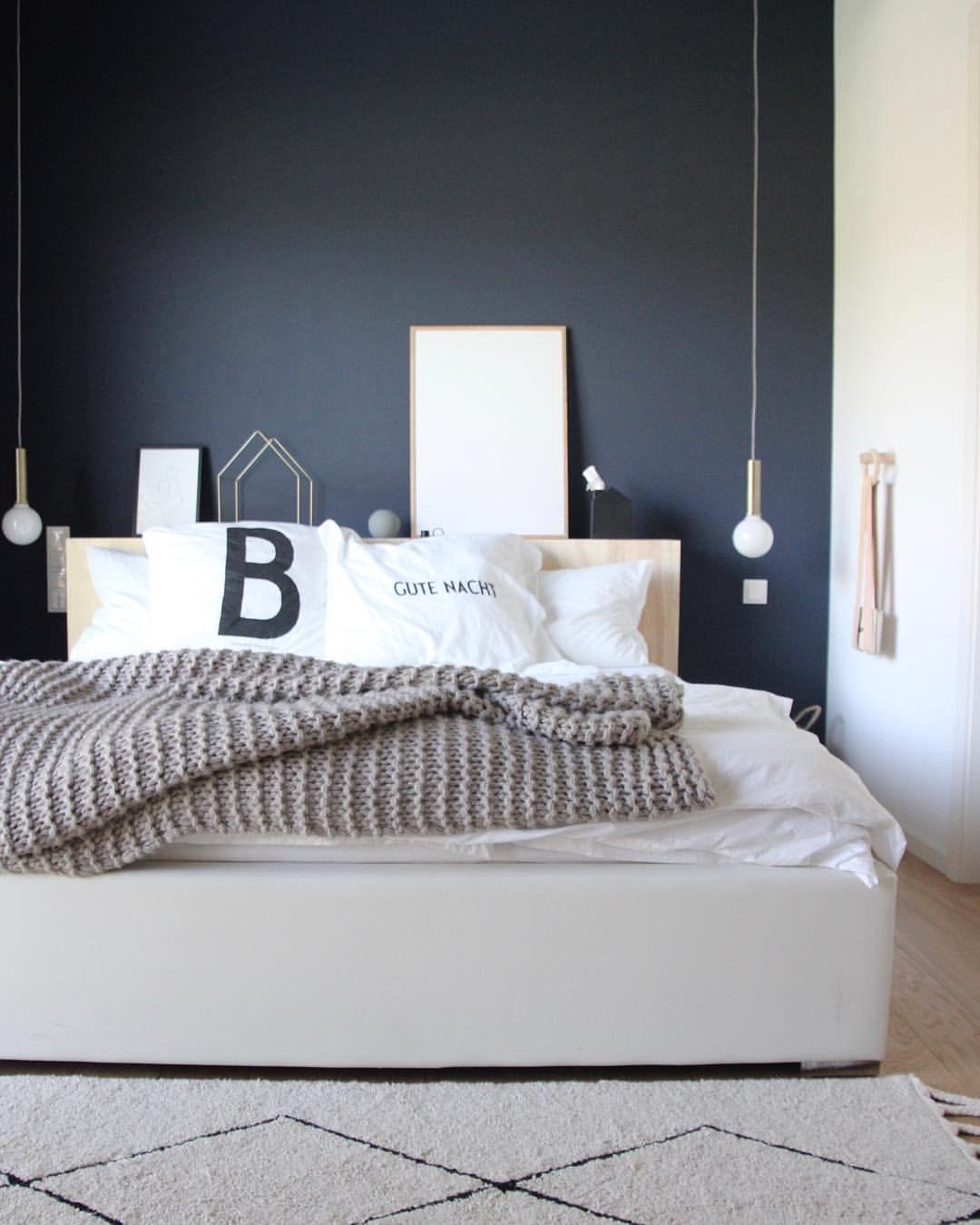 Schöner Wohnen Farbpalette: [Werbung/Kooperation] Unser Schlafzimmer Hat Endlich Ein