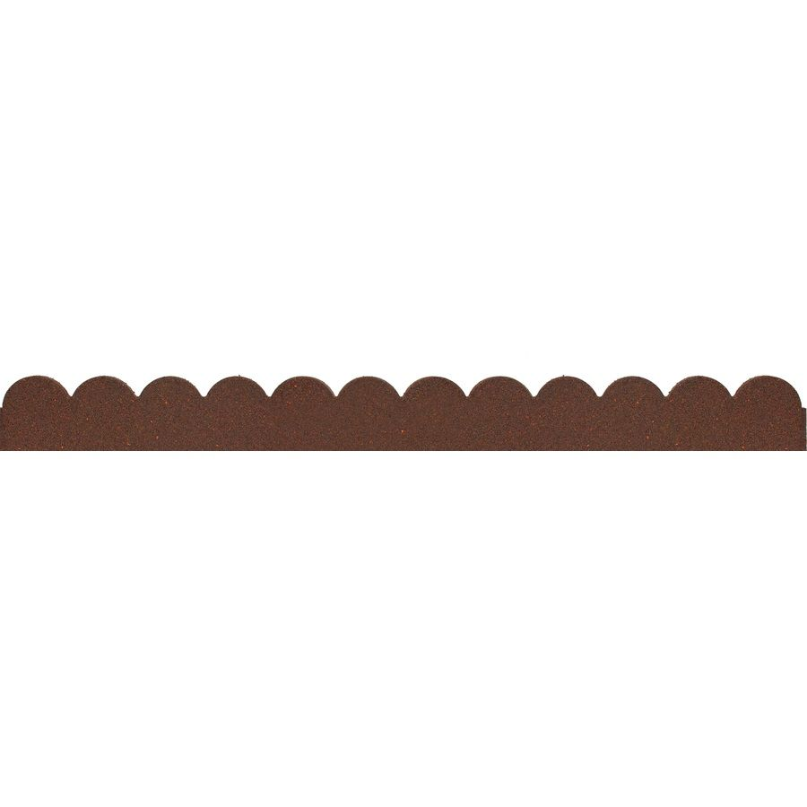 Multy Home 3 916 Ft Red Rubber Landscape Edging Section 640 x 480