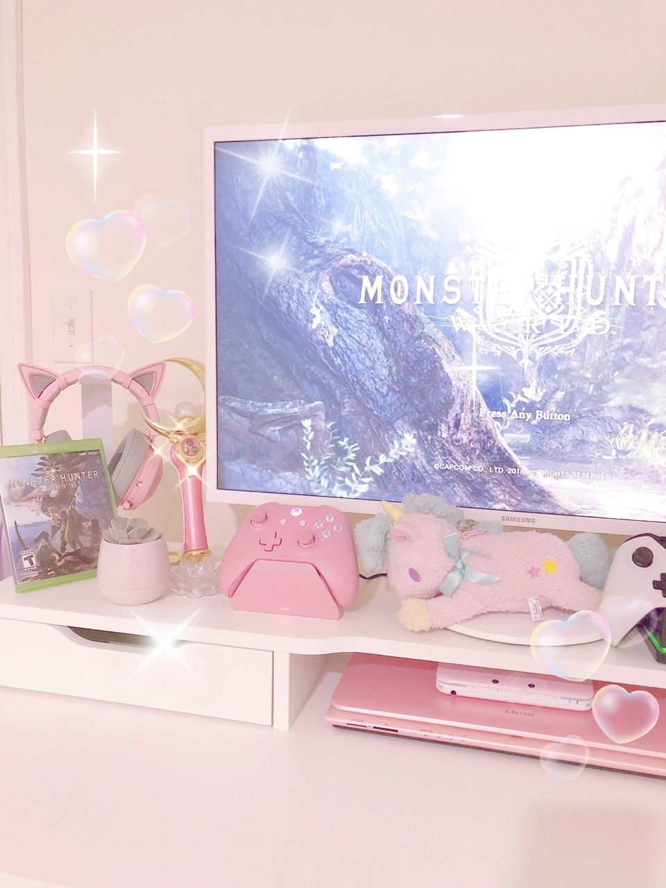 The Cutest Subscription Box Otaku room