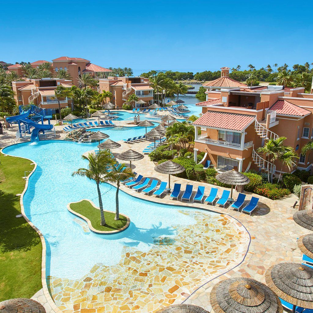 Aruba's Home To The Best All-inclusive Resorts In The