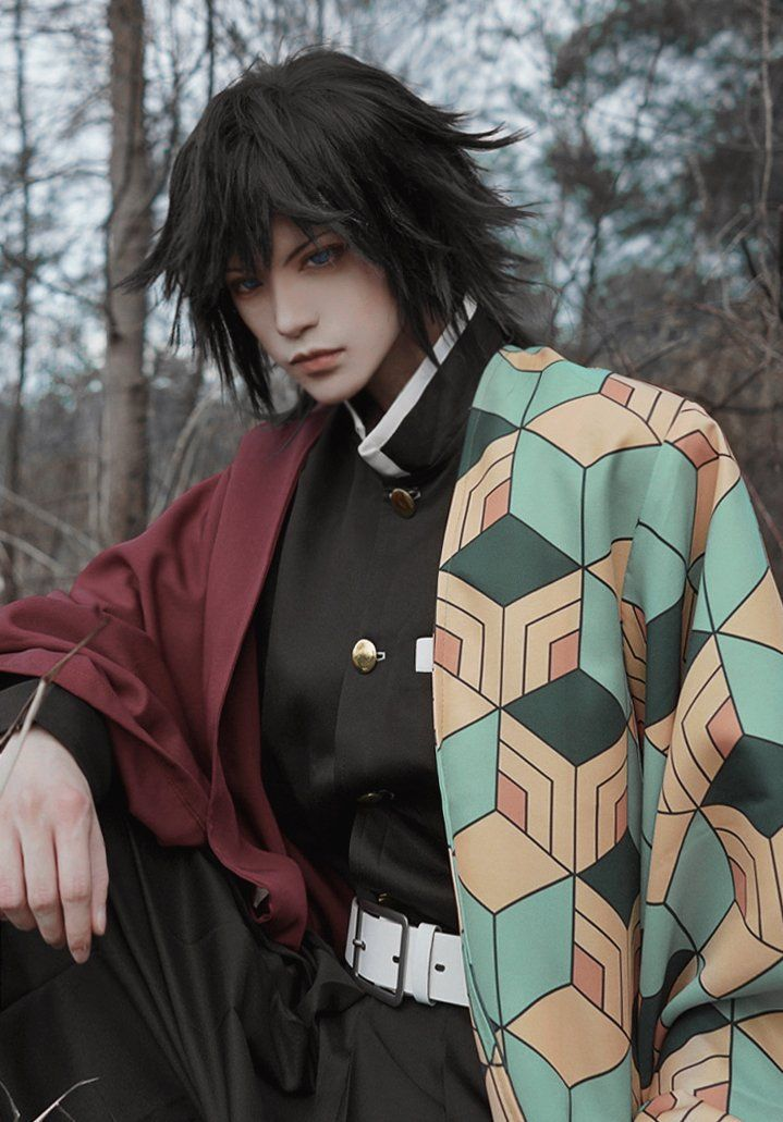 Anime Boy Cosplay : anime, cosplay, Kimetsu