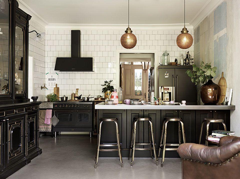 Keuken Interieur Scandinavisch : Dolce vita suédoise home sweet home keuken interieur und