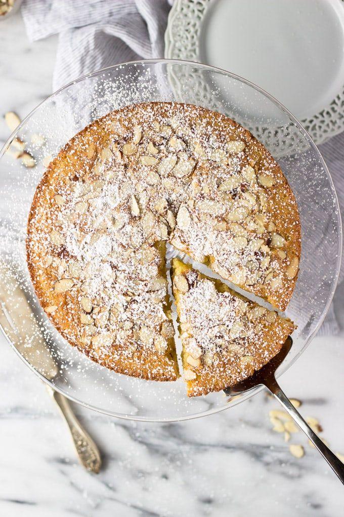Pear-Cardamom Cake Recipe | ZoëBakes | Recipe | Pear cake