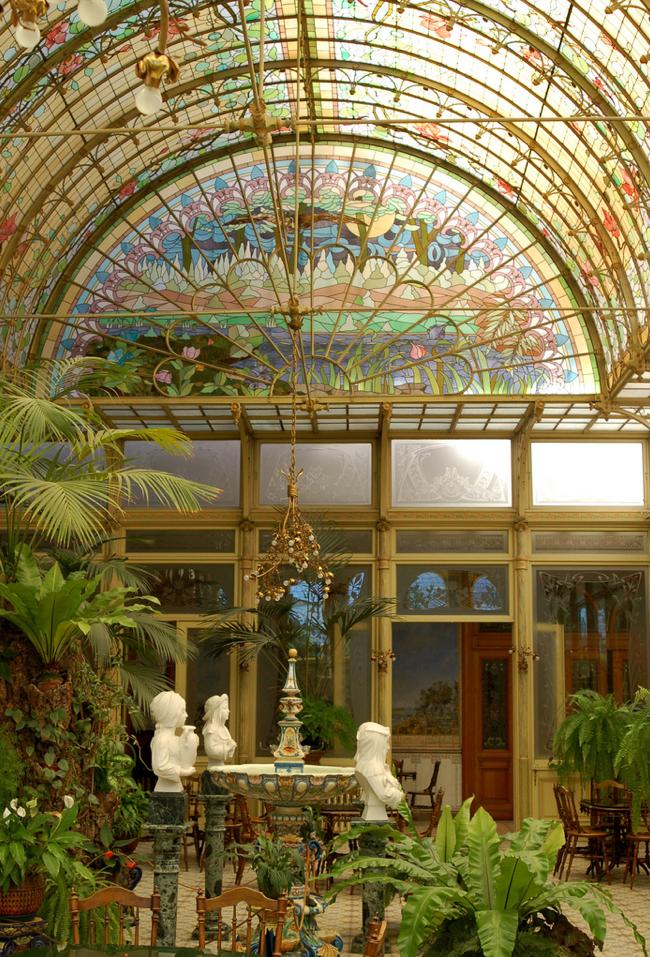 4 intérieurs art nouveau pour s\'inspirer | Art nouveau et Art Deco ...