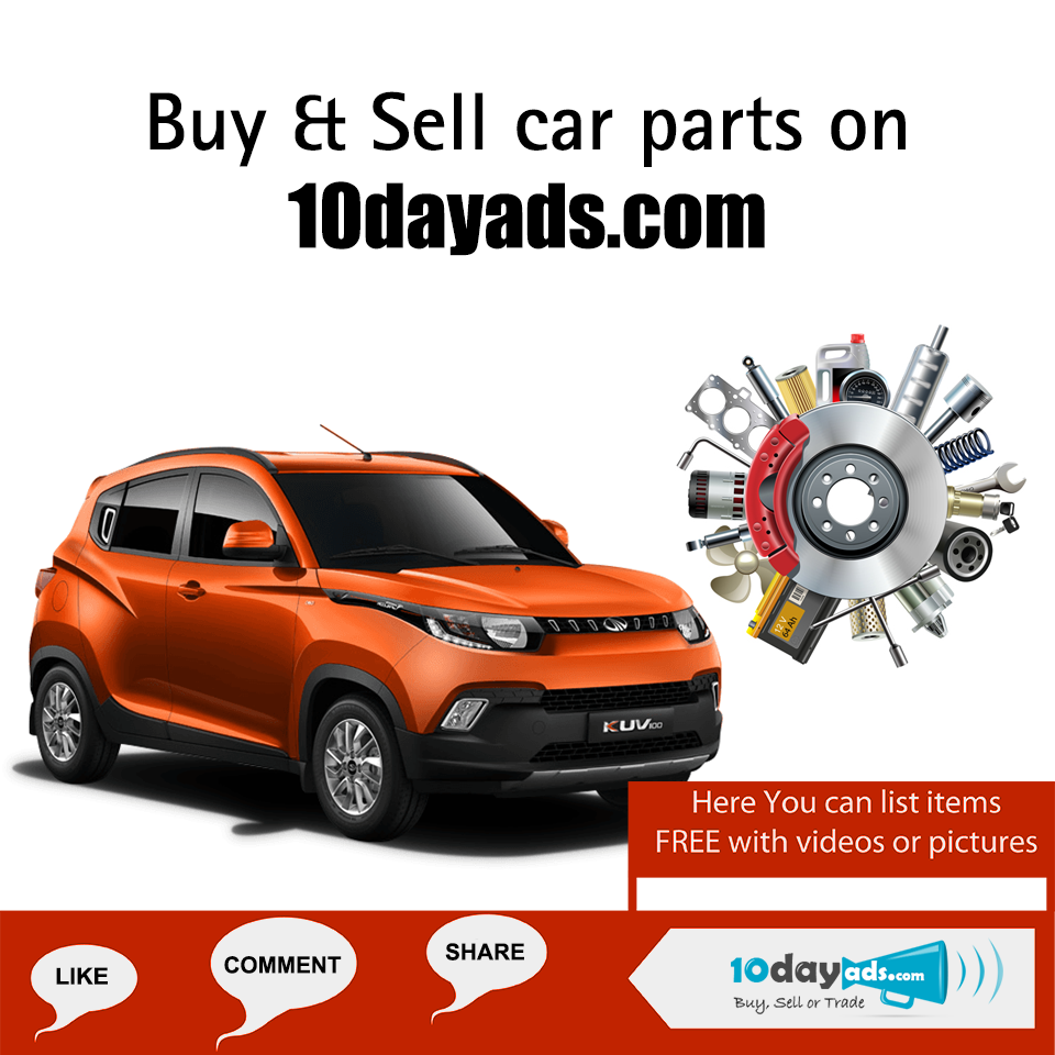 Buy & Sell car parts on 10dayads.com #BuySellCarParts ...