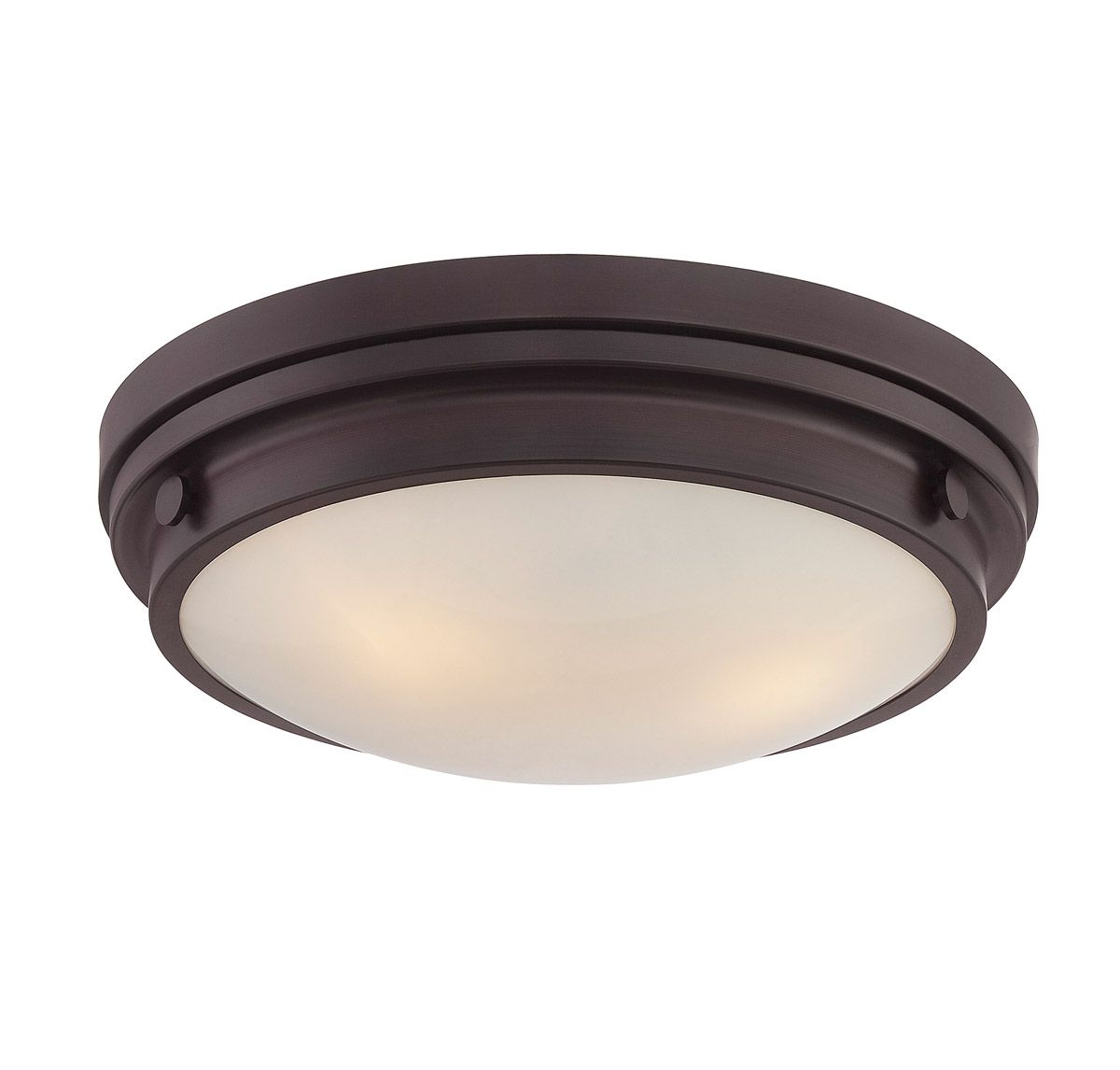 Savoy House 6 3350 16 13 Lucerne 3 Light 15 Inch English Bronze
