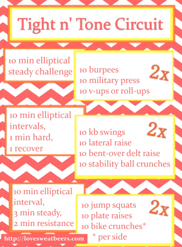 circuit with cardio and full body moves  circuit workout