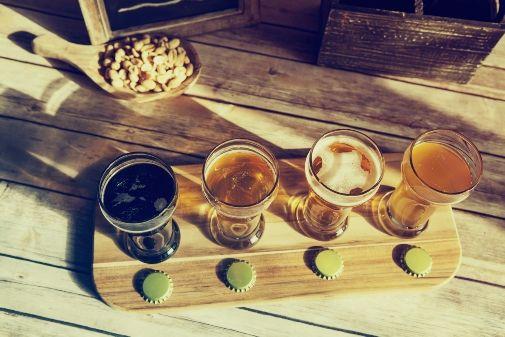 Beer & Cider Tasting