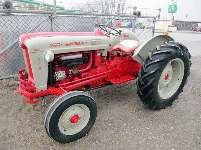ford 860 tractor google search tractors made in. Black Bedroom Furniture Sets. Home Design Ideas