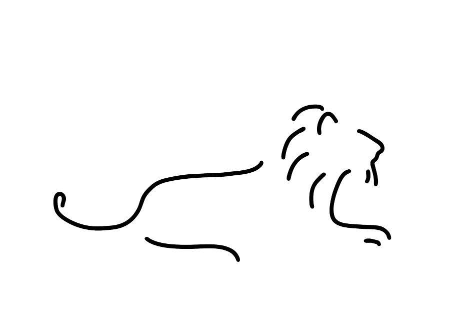 Lion Mane by Lineamentum