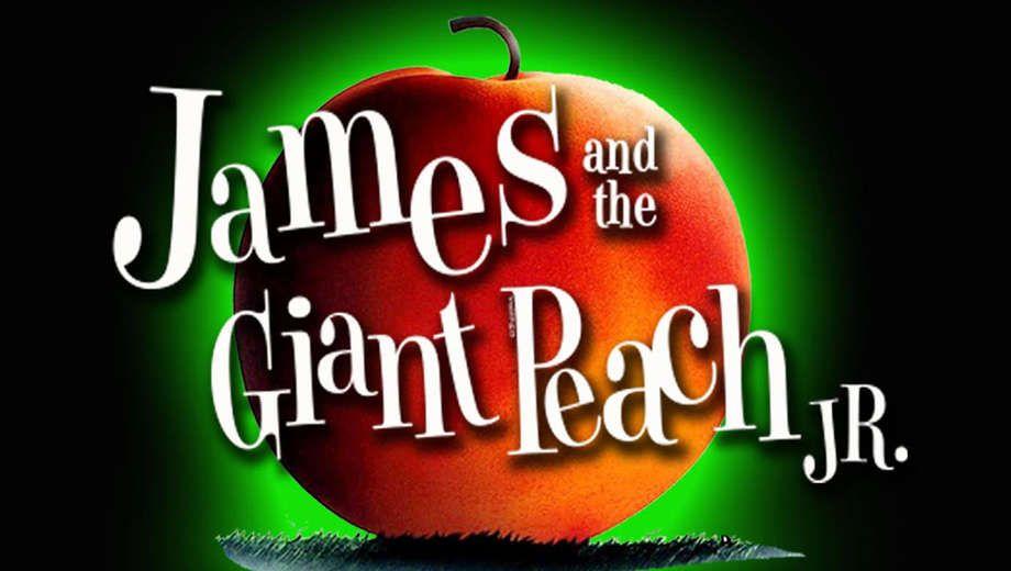 Roald dahls enchanting musical james and the giant