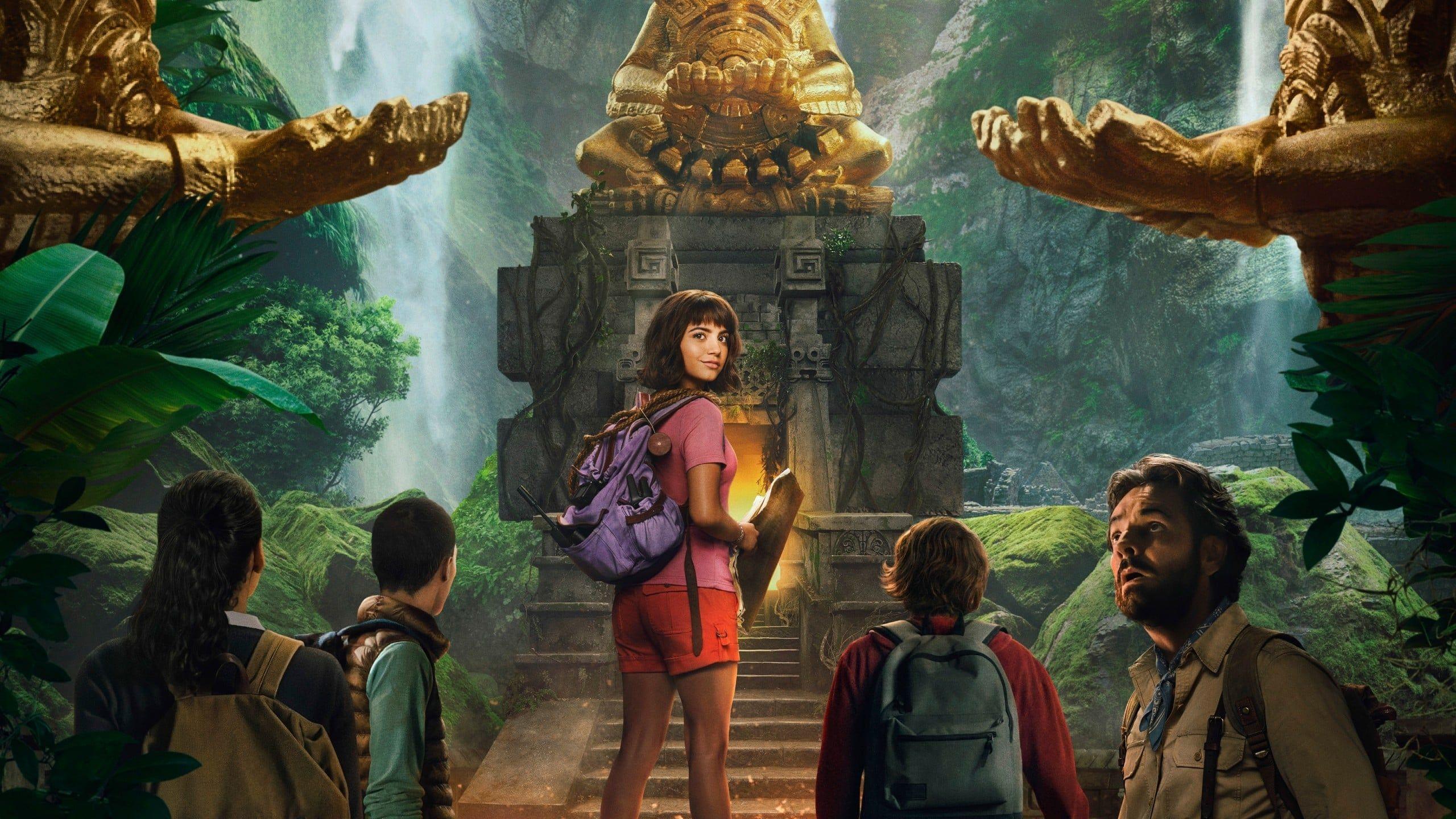 Dora et la Cité perdue (2019) Film Complet streaming VF