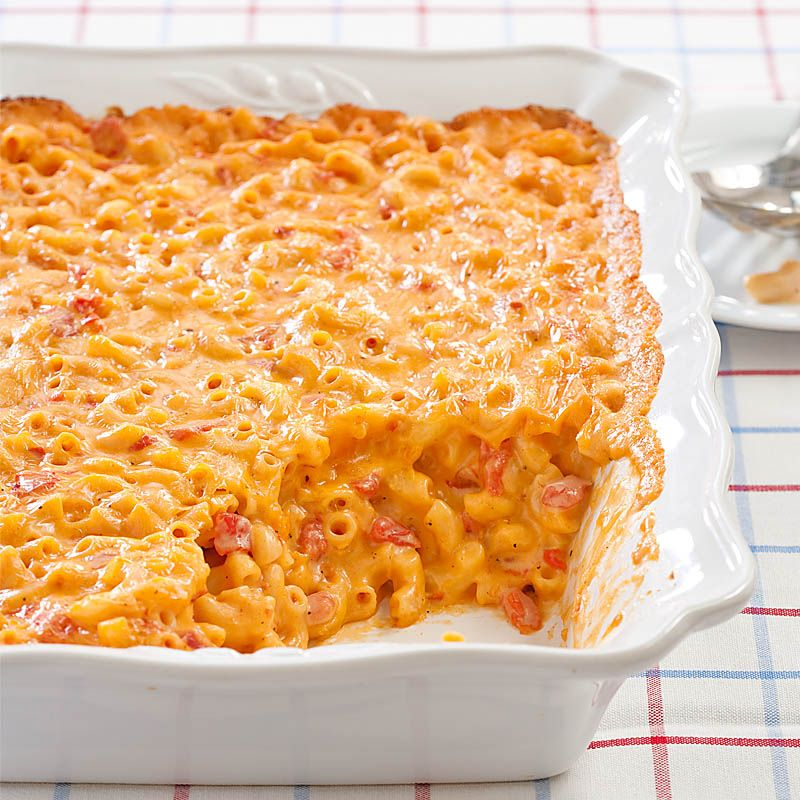 Macaroni And Cheese With Tomatoes From Cooks Country Recipe