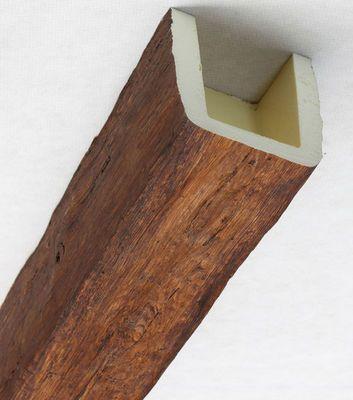 Nevadeco fausse poutre nevadeco mb 25 polyur thane en 4 for Fausses poutres pour plafond