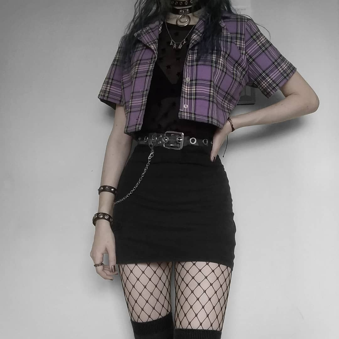 Daleann On Instagram Ootd Grungefashion Tumblr Softgrunge Fashion Altfashion Streetwear Aesthetic In 2020 Adrette Outfits Outfit Outfit Ideen
