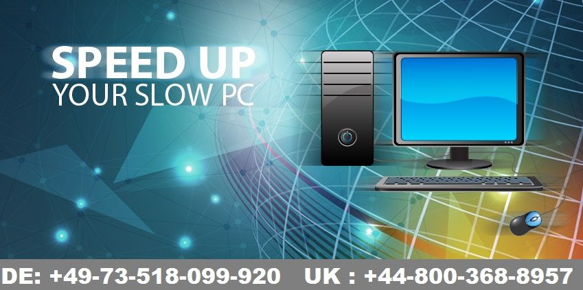 Is slow PC affecting your work? You might be having no