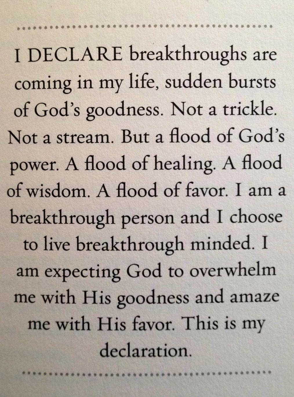 Talk To Your Problems | Joel Osteen | Spiritual inspiration, Prayers
