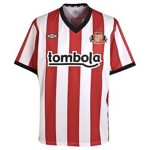 927d56034e32b Sunderland 2011 12 Camiseta futbol  700  - €16.87   Camisetas de futbol  baratas online!
